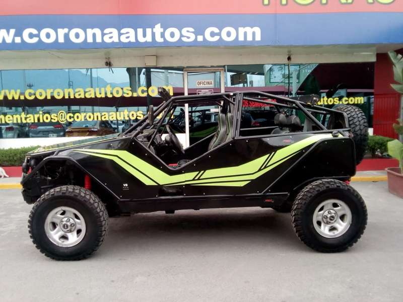 1995  PLATAFORMA GRAND CHEROKEE MODIFICADO 4X4 AUT   NEGRO